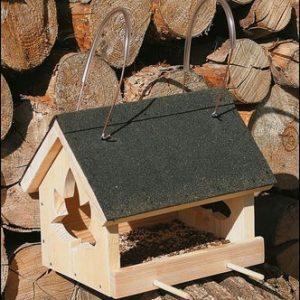 Krmítko pre sýkorky stavebnica
