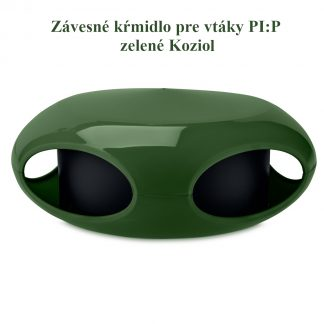 zavesne-krmidlo-pre-vtaky-pip-zelene-koziol